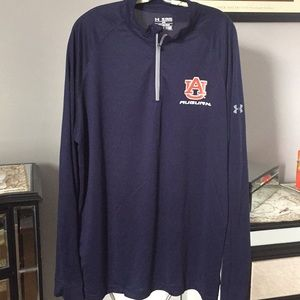 Men's Auburn UA Top